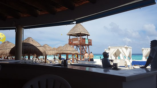 Best lunch is at Pina Colada right on beach. Get the fish tacos!