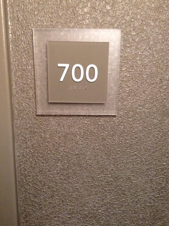 Welcome To Room #700