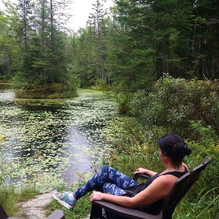 Eastman, Kanada: Sentiers