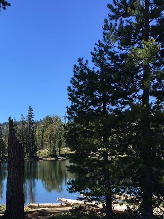 Drakesbad Guest Ranch: Sifford lake
