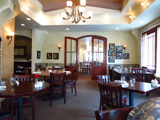 Hesperus, CO: Kennebec dining room (well, one of them!)