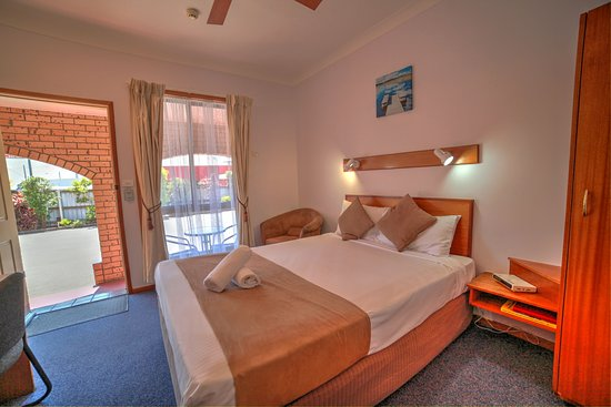 Midlands Motel : Small standard double