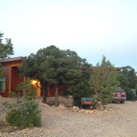 Stone Canyon Inn: our unit