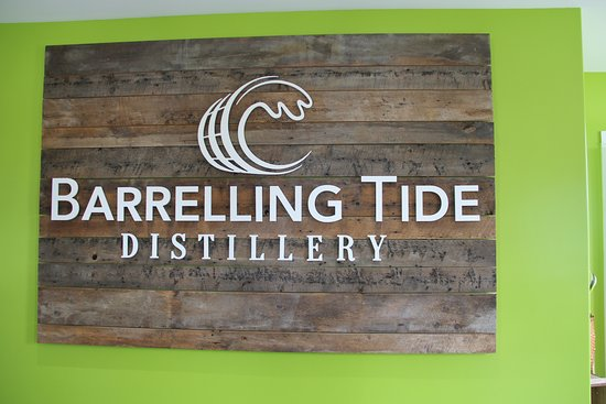 Barrelling Tide Distillery