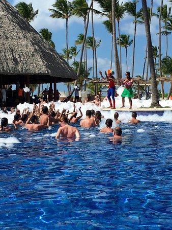 Barcelo Bavaro Beach S Only Foam Party