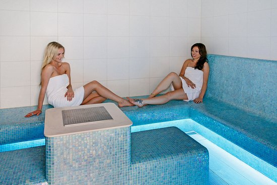 Living Valley Health Retreat: Relax in our Russian Steam Baths