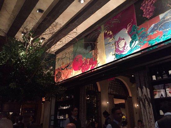 Gramercy Tavern: Das Ambiente ist sehr Stilvoll geschaffen!