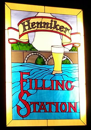Henniker, Нью-Гэмпшир: Growler Filling Station