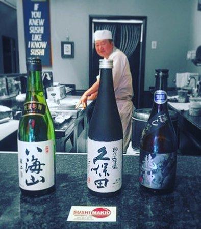 Kingston, estado de Nueva York: Sake Master!