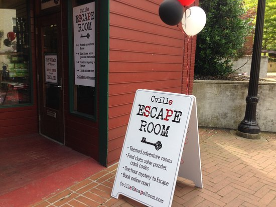 ‪Cville Escape Room‬