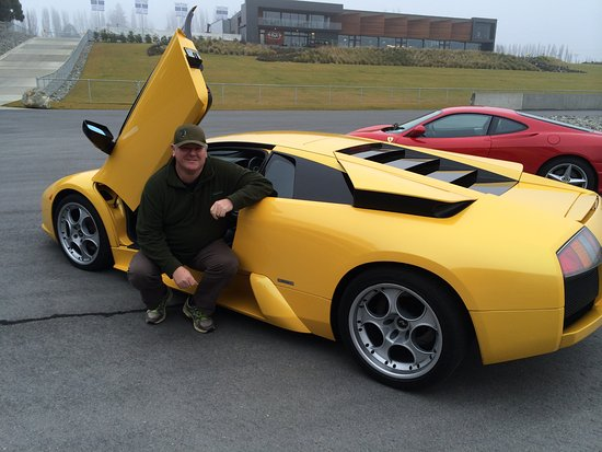 Highlands Motorsport Park: My Drive In The Lamborghini Murcielago