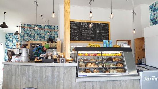 Twizel, นิวซีแลนด์: 點餐區