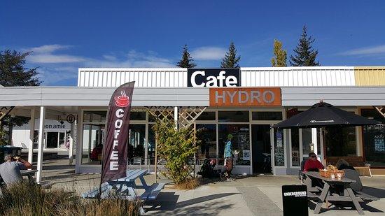 Twizel, New Zealand: 咖啡店外觀