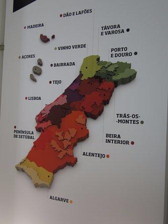 Wines of Portugal Tasting Room - Porto: ViniPortugal