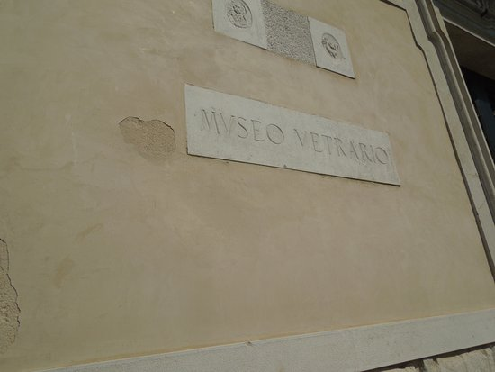 Museo del Vetro: This is the place!