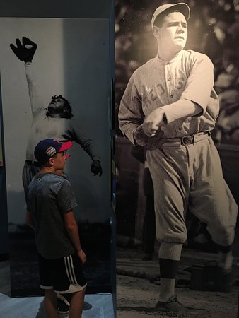 Babe Ruth Birthplace and Museum : photo0.jpg