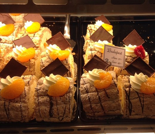 The best Budapest cake!!