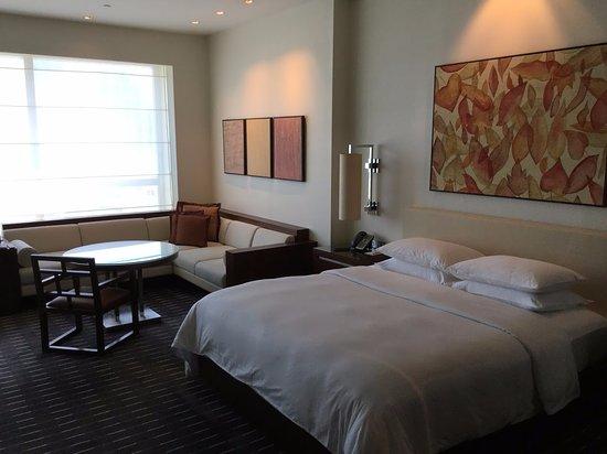 โรงแรมแกรนด์ ไฮแอท มาเก๊า: 客室