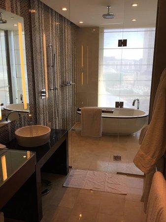 โรงแรมแกรนด์ ไฮแอท มาเก๊า: バスルーム