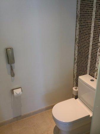โรงแรมแกรนด์ ไฮแอท มาเก๊า: トイレ