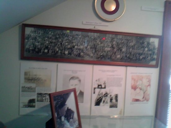 Microtel Inn & Suites by Wyndham Cambridge: John and Annie Glenn Historic Site-college days