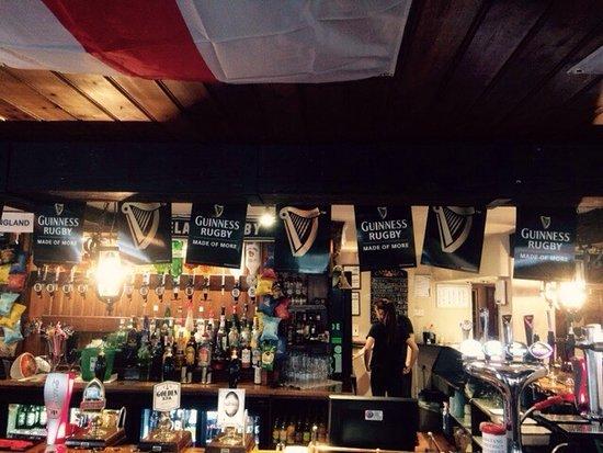 Garstang, UK: The Wheatsheafe