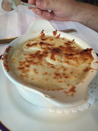 Le Continental : French Onion Soup