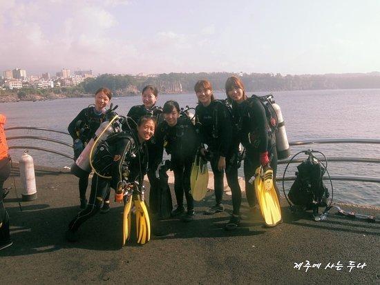 Doona Divers