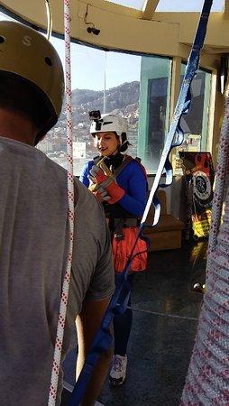 Urban Rush Bolivia: Nervios