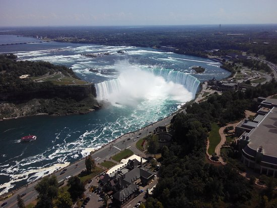 view from revolving restaurant picture of skylon tower revolving rh tripadvisor ca
