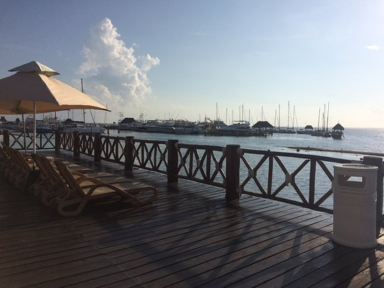 All Ritmo Cancun Resort & Waterpark: Linda vista