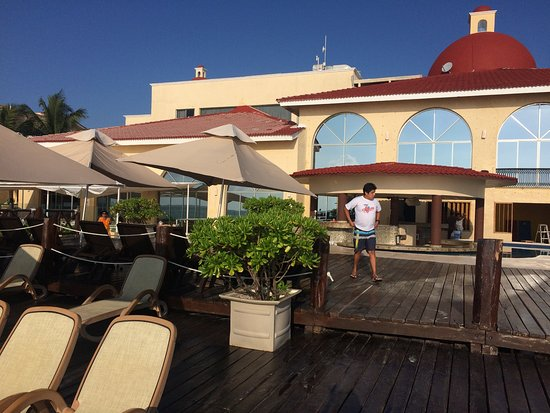 All Ritmo Cancun Resort & Waterpark: Zona de relax