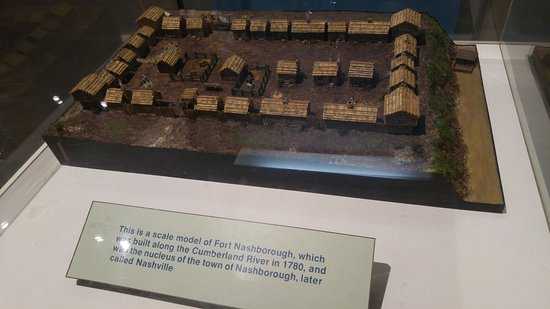Fort Nashborough Photo