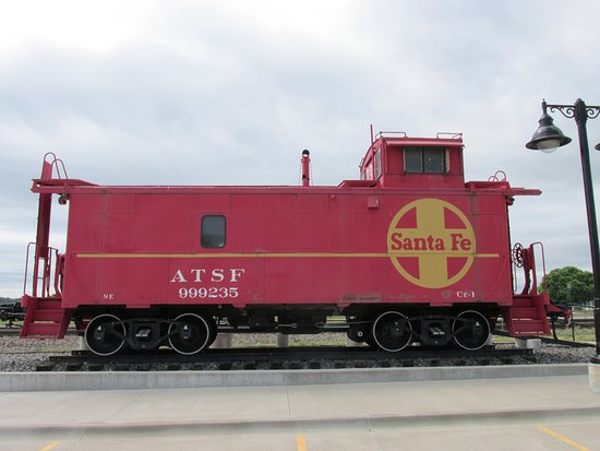 Fort Madison, IA: The Caboose