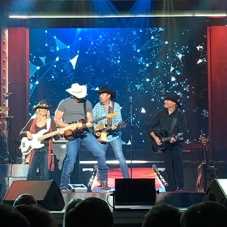 One of the top shows in Branson - a must see. High energy, fast-paced show with classic country