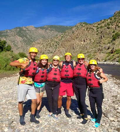Raft Masters : It was a diverse, fun group of folks.