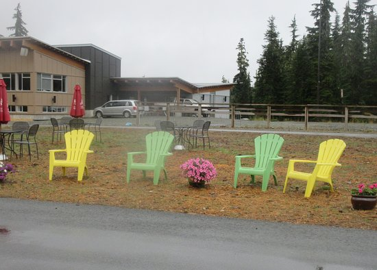 Whistler Olympic Park Picnic Area BC