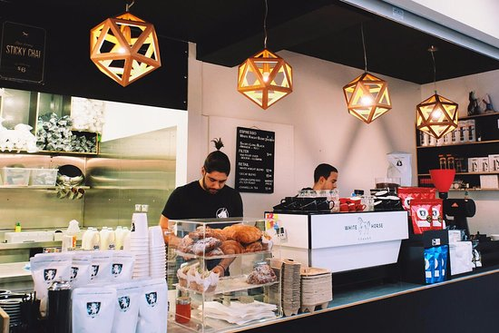 Sutherland Shire, Australië: White Horse Coffee - Brother Fox