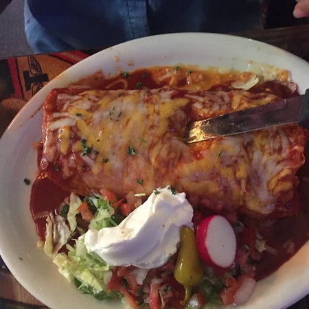 Seal Beach, Kalifornien: burrito