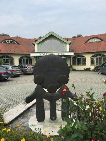 Alsopahok, Hungría: Kolping Hotel