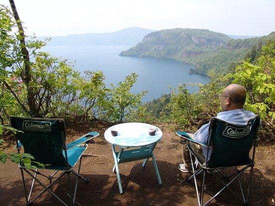 Kandodai: 旧カンコダイには殆ど人が来ることはないので、飲み物でも持って椅子を広げれば雄大な景観を眺めながらゆったりした自分だけの時間を過ごせます。