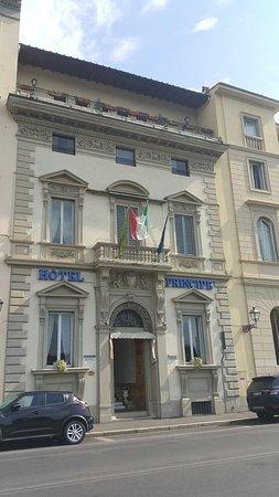 Principe Hotel: lovely hotel