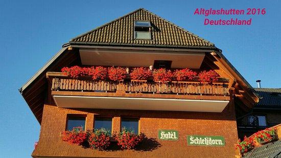 Hotel Schlehdorn: Early morning in Schlehdorn Hotel