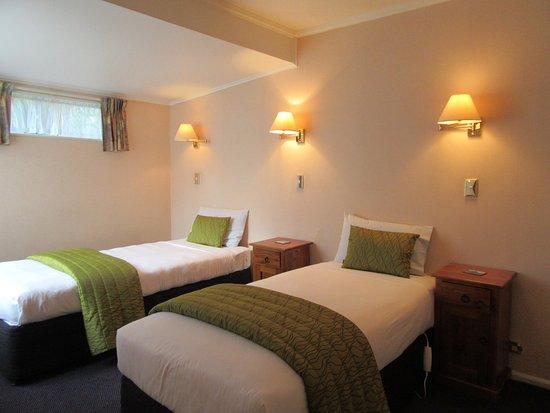 Timaru, Nuova Zelanda: Second Bedroom (2 Bedroom Unit)