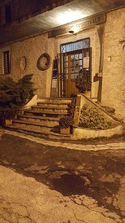 Arrone, Italia: INGRESSO DEL RISTORANTE