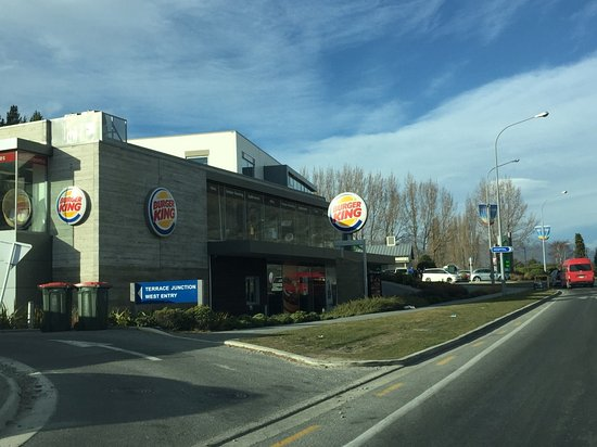 Just another Burger King - Review of Burger King, Queenstown