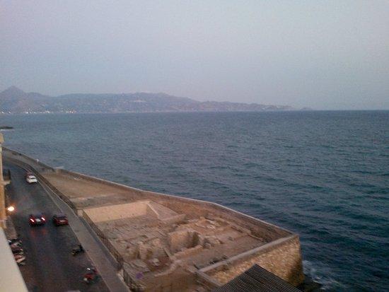 Kronos Hotel: vista mare