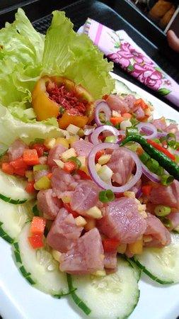 Ven'z Kitchen: Tuna Kinilaw