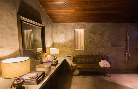 Escape The Room Bathroom double room bathroom - picture of we escape, weligama - tripadvisor