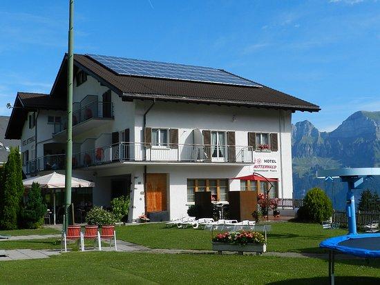 Hotel Mittenwald: Grüezi im Sommer